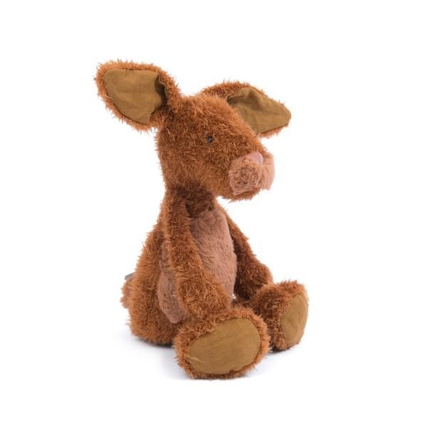 """Plüschtier Kleines Kaninchen """"Les baba bou"""" 30 cm"""