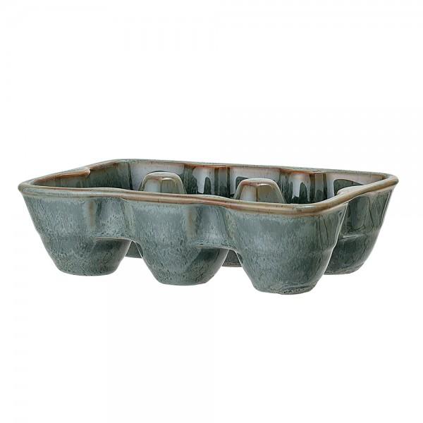 Keramik-Eierhalter tannengrün