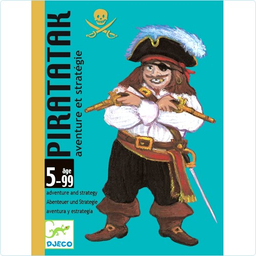 "Kartenspiel ""Piratatak"" STRATEGIE 5-99"