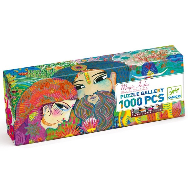 "Puzzle Galerie ""Magic India"" 1000 Teile"