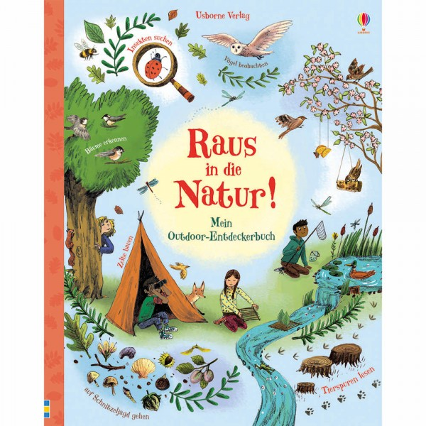"""Buch """"Raus in die Natur!"""""""