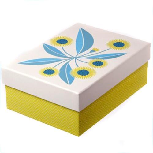 """Aufbewahrungs-Schachtel S """"Fleur"""""""