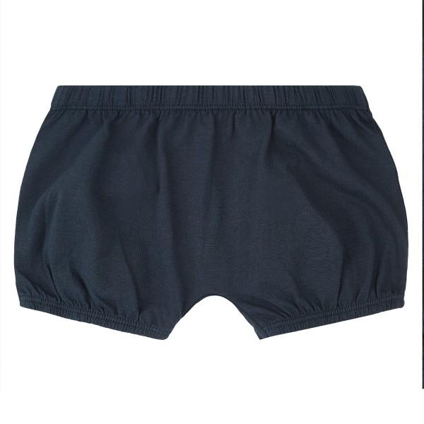 Bio Baby-Shorts uni navy