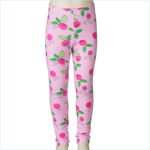 "Leggings ""Lingonberry"" rosa"