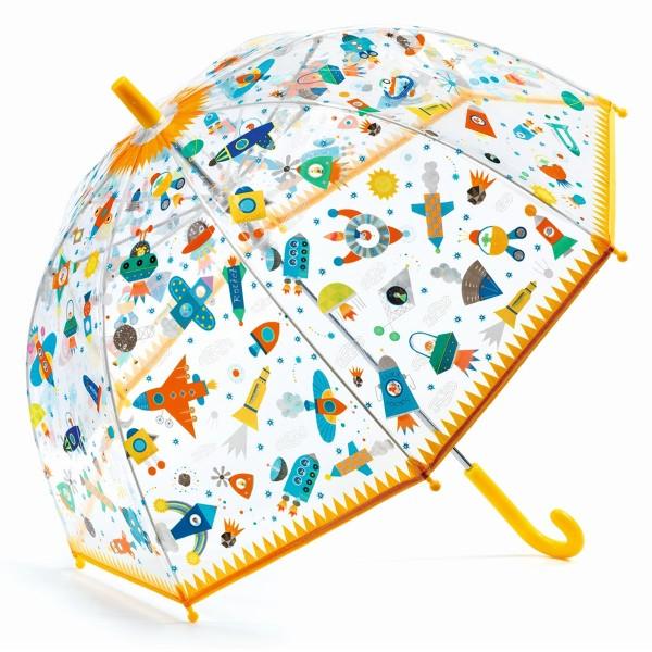"""Kinder-Regenschirm """"Weltall"""""""