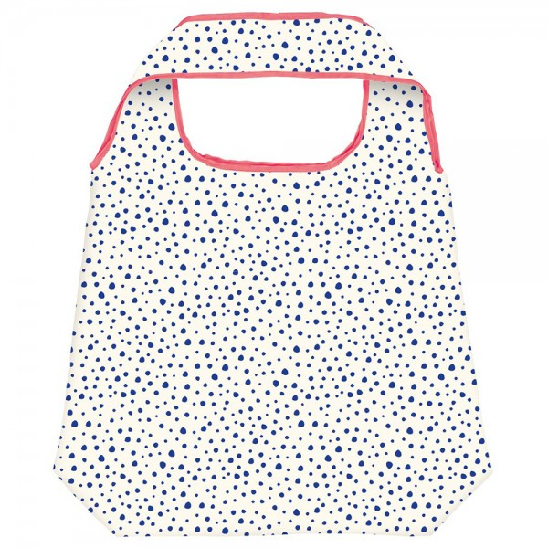 "Falttasche/Shopper ""Dalmatiner Dots"""