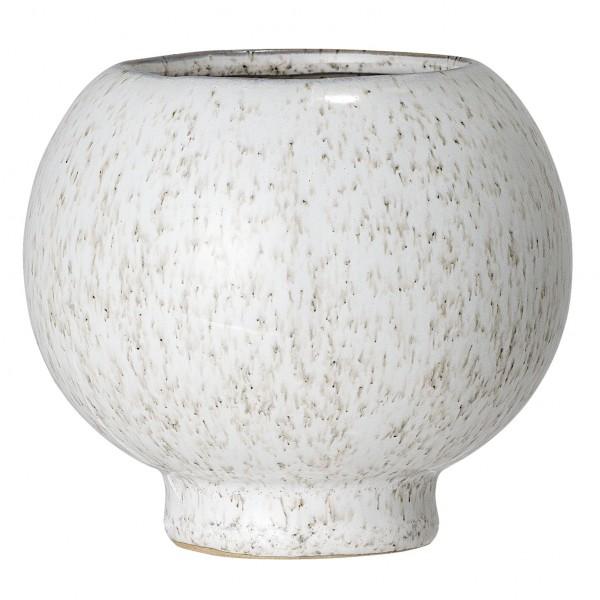 Kleine Kugel-Vase natur ø 11 cm
