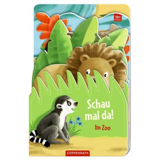 "Buch ""Schau mal da! Im Zoo"""