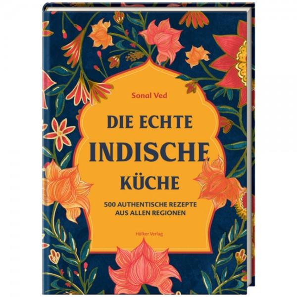 """Buch """"Die echte indische Küche"""""""