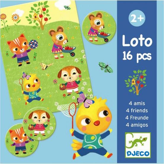 "Lotto ""4 Freunde"""