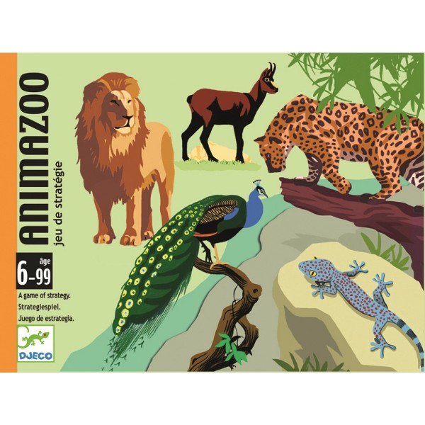 "Kartenspiel ""Animazoo"" STRATEGIE 6-99"