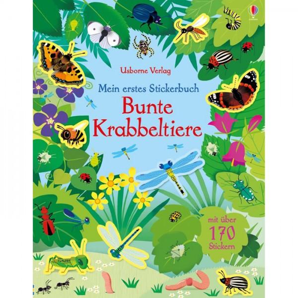 """Mein erstes Stickerbuch """"Bunte Krabbeltiere"""""""