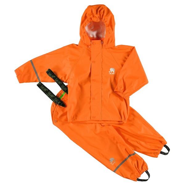 """Regenanzug """"Uni Basic"""" orange"""