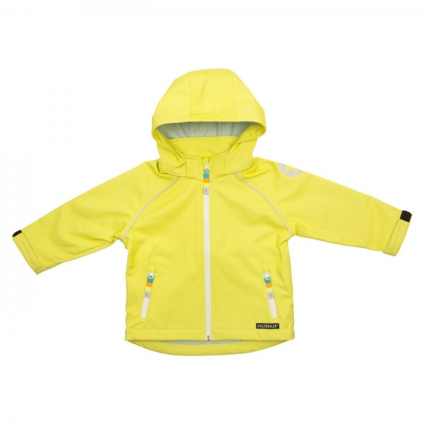 Softshell-Jacke lemonade