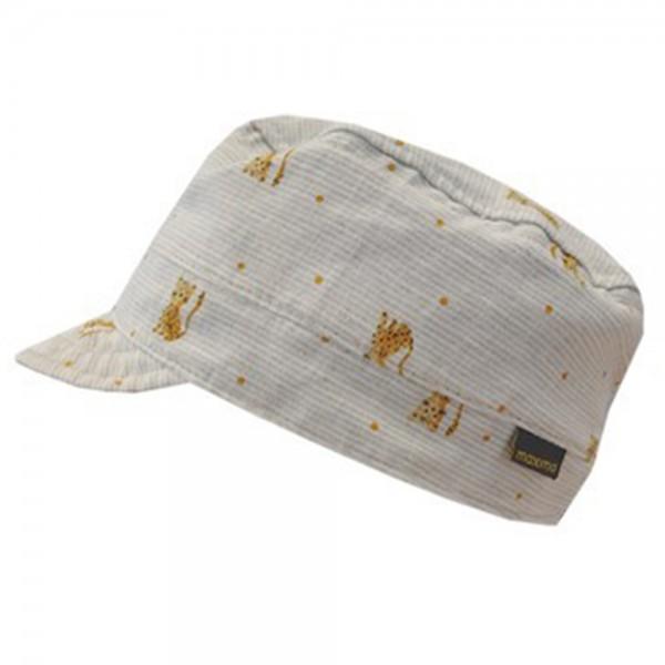 """Cap """"Leopard"""" beige malenge"""
