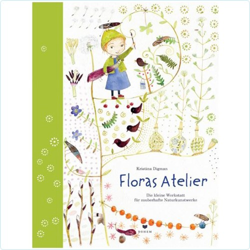 "Buch ""Floras Atelier"""