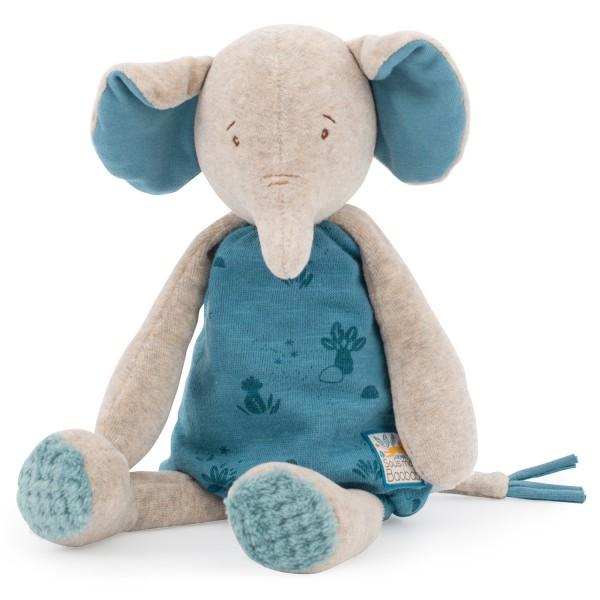 "Kuscheltier Elefant Bergamote ""Sous mon baobab"""