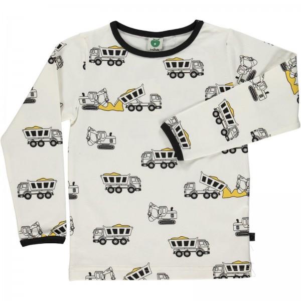"""Shirt """"Trucks"""" cream"""