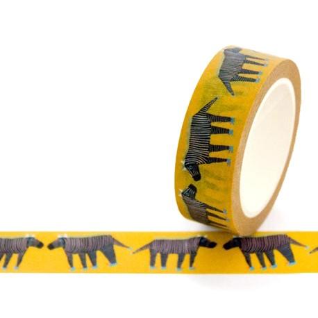 "Deko-Klebeband ""Zebras"" U Studio 10m"