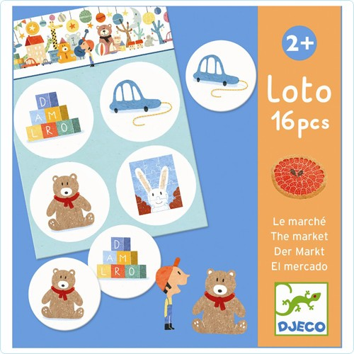 """Lotto """"Der Markt"""""""