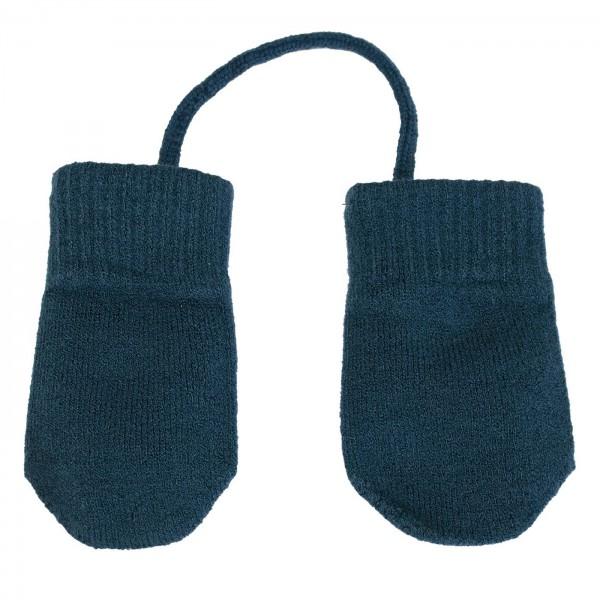 Baby-Handschuhe marine
