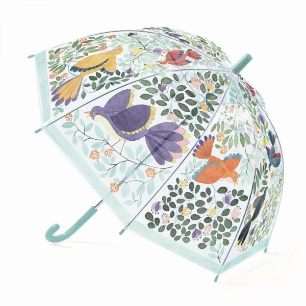 """Kinder-Regenschirm """"Blumen & Vögel"""""""