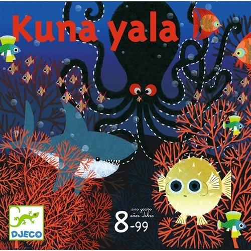"Spiel ""Kuna yala"" STRATEGIE 8-99 Jahre"