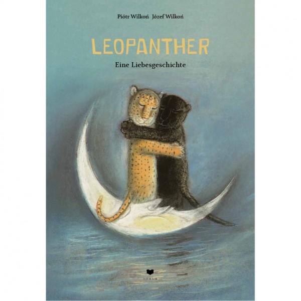 """Buch """"Leopanther - Eine Liebesgeschichte"""""""