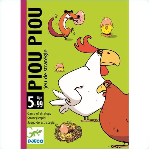 "Kartenspiel ""Piou Piou"" STRATEGIE 5-99"
