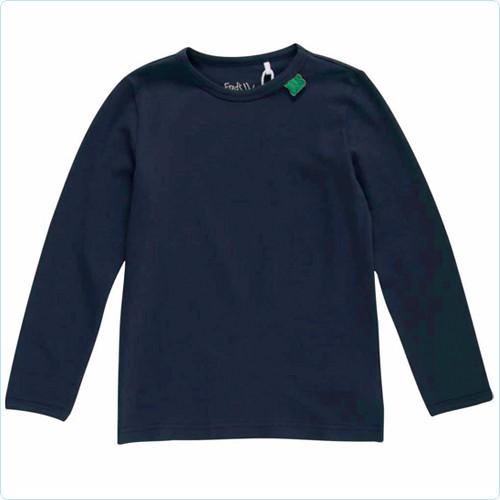 "Shirt KIDS ""Alfa"" uni navy"