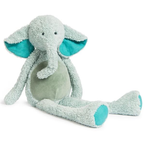 """Plüschtier Großer Elefant """"Les baba bou"""" 57 cm"""