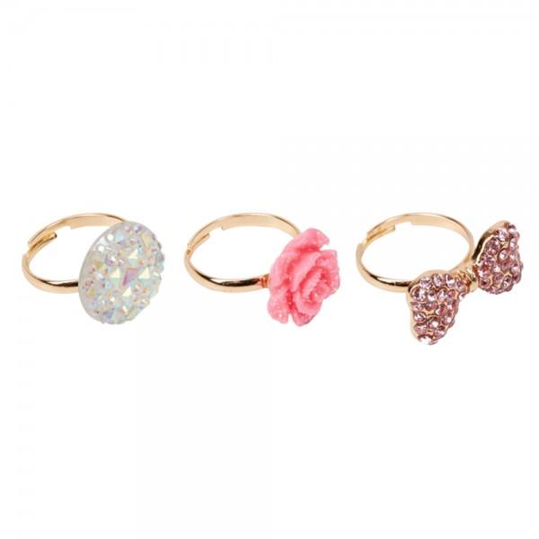 "Ring-Set ""Glitter & Gold"" Prinzessin Lillifee"