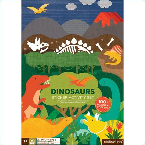 "Sticker-Activity-Set ""Dinosaurier"""