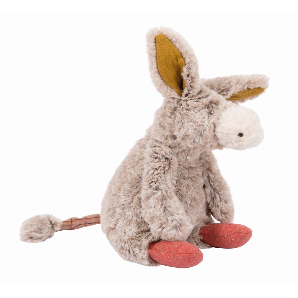 Plüschtier Kleiner Esel 24 cm - Les Roty Moulin Bazar