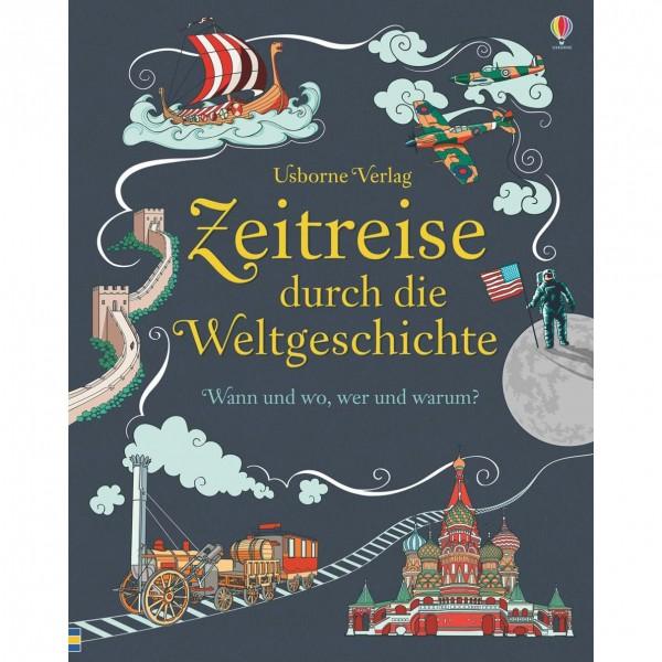 """Buch """"Zeitreise durch die Weltgeschichte"""""""