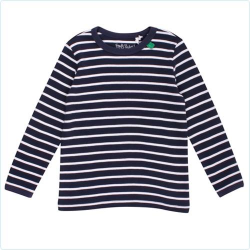 """Shirt MINI """"Streifen navy"""""""