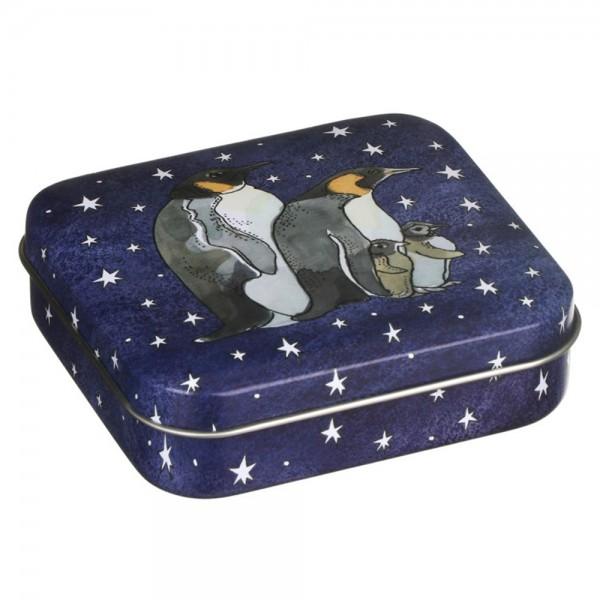 WA2975 Elite Emma Bridgewater Wintertiere kleine Dose Pinguine 1