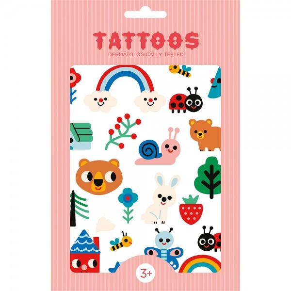 """Tattoos """"Kleine Freunde"""""""