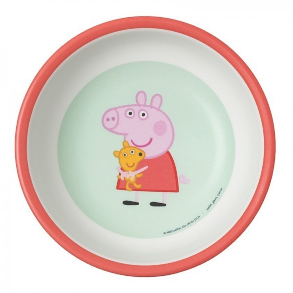 "Melamin-Schale ""Peppa Pig"""