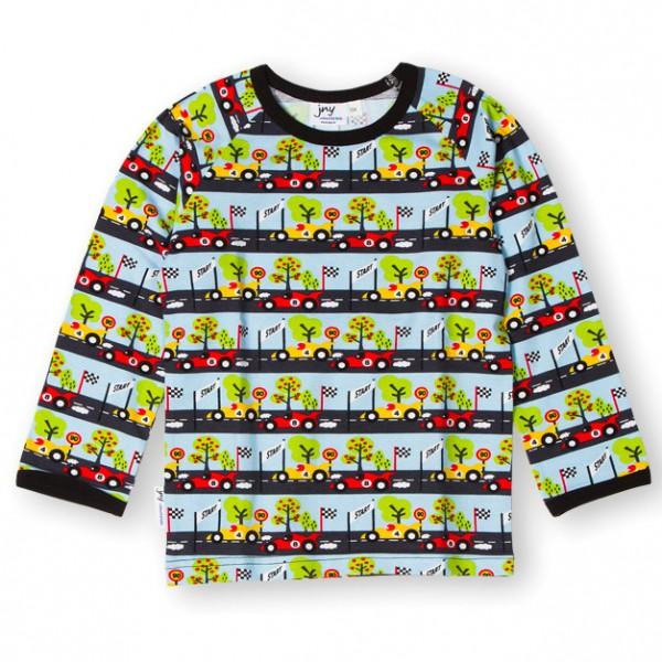 "Shirt ""Rennautos"""