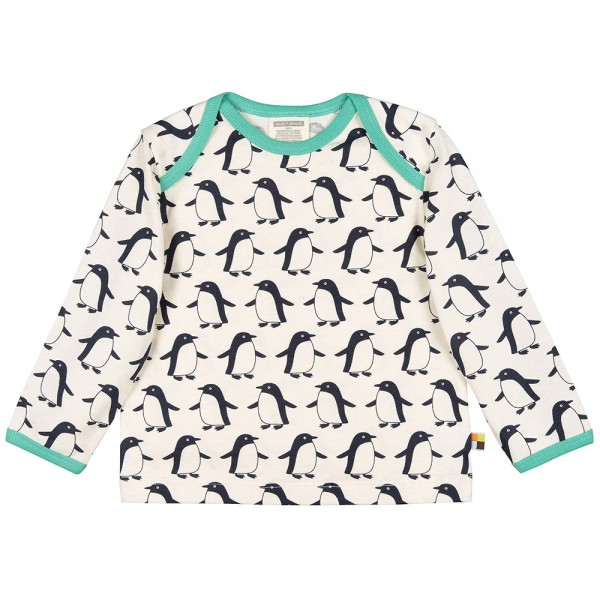 """Shirt """"Pinguin"""" midnight"""