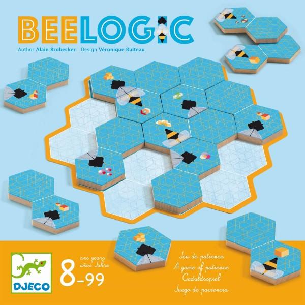 """Spiel """"Bee Logic"""" GEDULD 8-99 Jahre"""