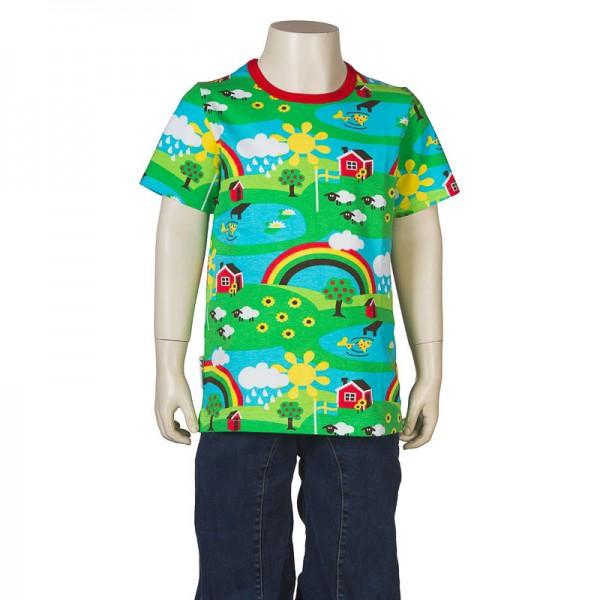 """Kurzarm-Shirt """"Sommer"""""""