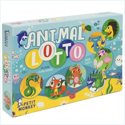 """Lotto """"Tiere"""" Helen Dardik"""