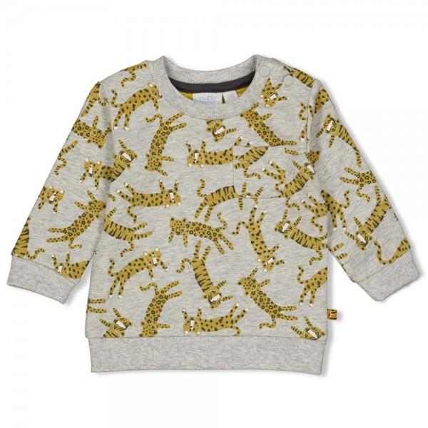 """Sweatshirt """"Tiger & Leoparden"""""""