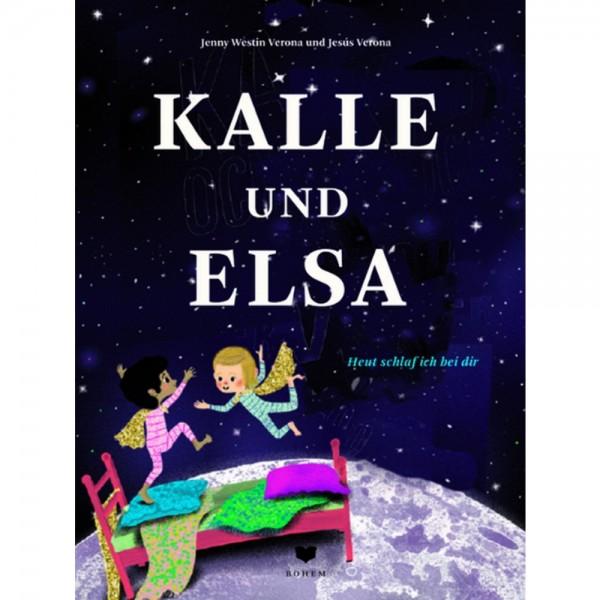 """Buch """"Kalle und Elsa lieben die Nacht"""""""