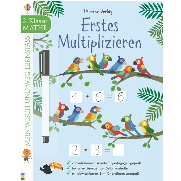 """Wisch-und-weg-Lernspaß """"Erstes Multiplizieren"""""""