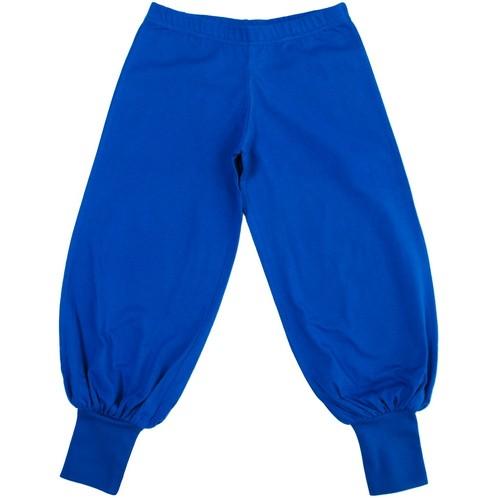 Baggy-Hose leuchtendblau