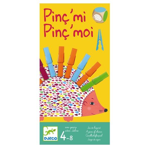 """Spiel """"Pinc'mi Pinc'moi"""" GESELLSCHAFTSSPIEL 4-8 Jahre"""
