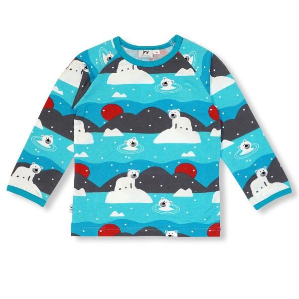 """Shirt """"Eisbären in der Arktis"""""""